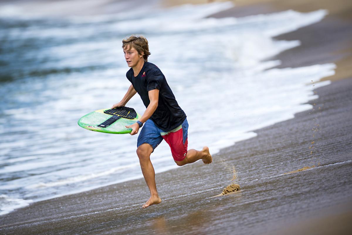 waveskimboarding