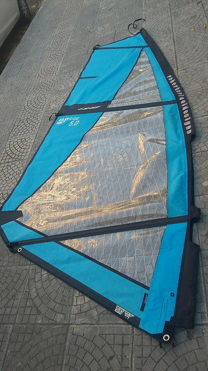 RRD Easyrider Sail 5.0 (398cm x 180cm)