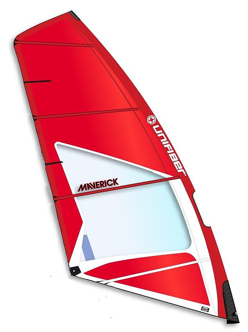 Unifiber Windsurf Sail Maverick Dacron HD 5.8