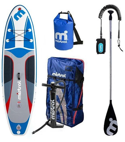 Mistral Elba Double Chamber Inflatable Board 11'5''