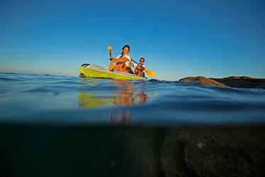 TAHE Kayak