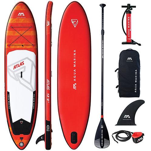 SUP Paddle Board Aqua Marina ATLAS 366cm 380L