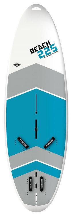 Windsurf Board Wind Beach 225D 297x92cm 225L
