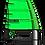 Thumbnail: Loftsails Windsurf Sail Racingblade 2021 Green