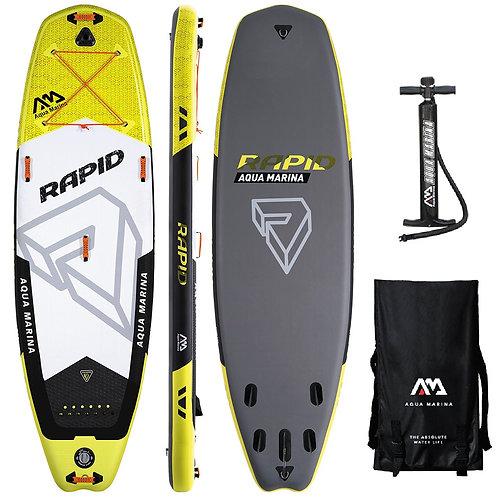 SUP Paddle Board Aquamarina RAPID iSUP