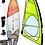 Thumbnail: Complete T293 Junior Edition Windsurf Bic Board 205L & 3.5m2 Dacron/Maylar Rig