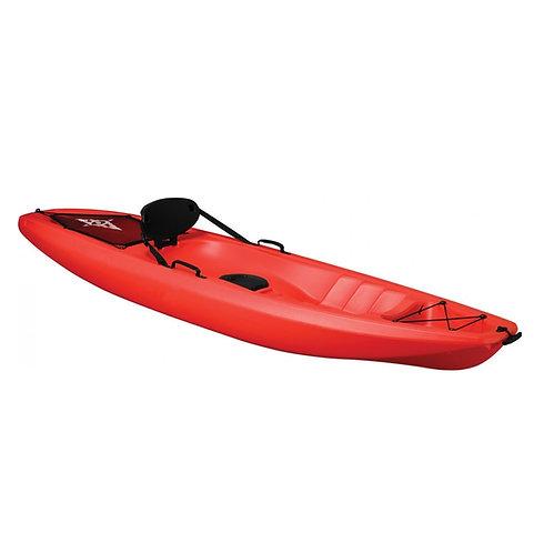 Kayak Albatross 266 cm x 66 cm x 25cm +paddle x 1