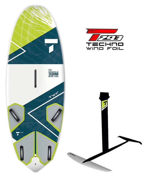 Techno Wind Foil One Design Class Board 130L & TWF OD Foil