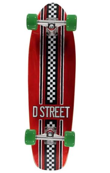 D Street Bomber 30'' Skateboard