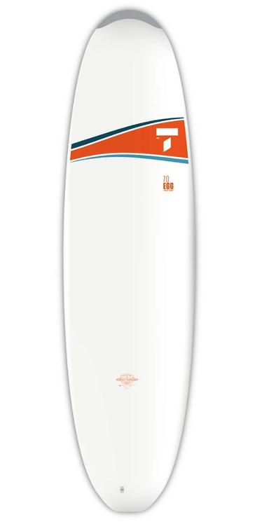 Tahe Surf Board Dura-Tec 7'0'' Egg