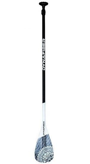 Dynafiber Carbon 100% SUP Paddle 170-220cm 800gr 2pcs