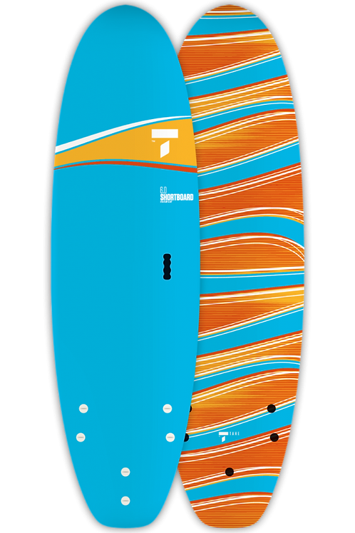 "Surf Board 6'6"" Tahe Surf Paint Maxi Surfboard"