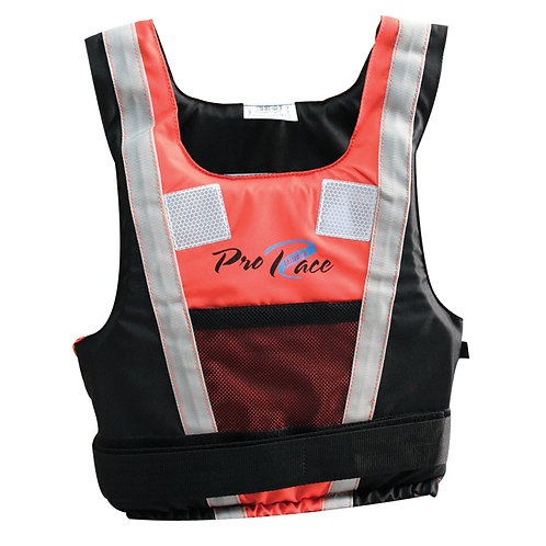 Life Vest Pro Race Buoyancy Aid ISO 12402-5 Orange