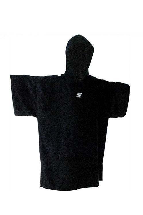 MADNESS Change Robe Poncho Unisize Black