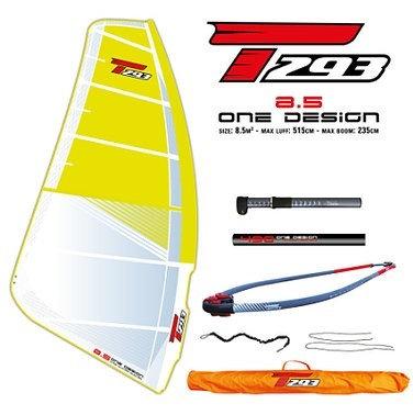 Bic Techno T293 One Design 8.5 Complete Rig