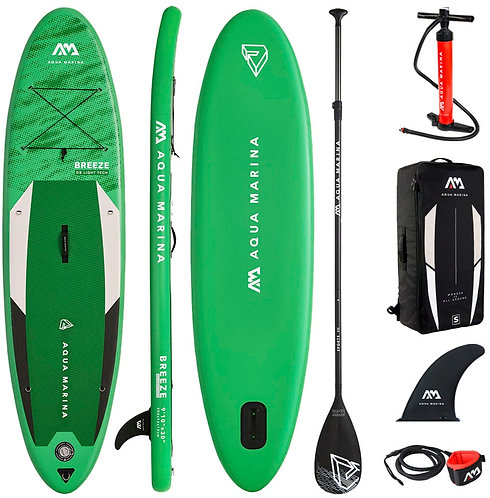 "SUP Paddle Board Aquamarina Breeze 9΄10"""