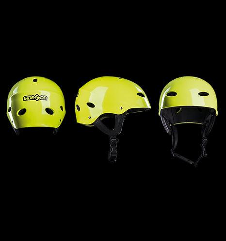 Side On Pro Helmet Windfoil & Windsurf / Fluo Yellow