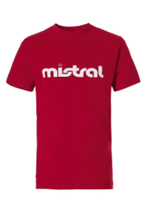 Mistral Classic Red T Shirt