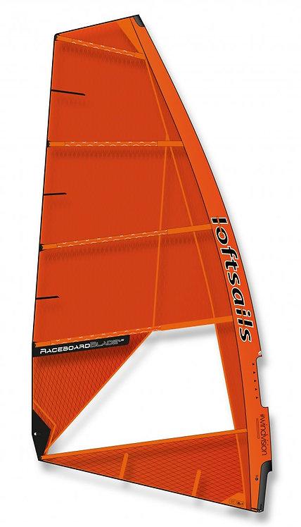 Loftsails Windsurf Sail Raceboardblade LW II 2021 Orange