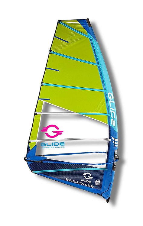 Glide Racing Windsurf Regatta Sail 8.5m2 - 3 cam