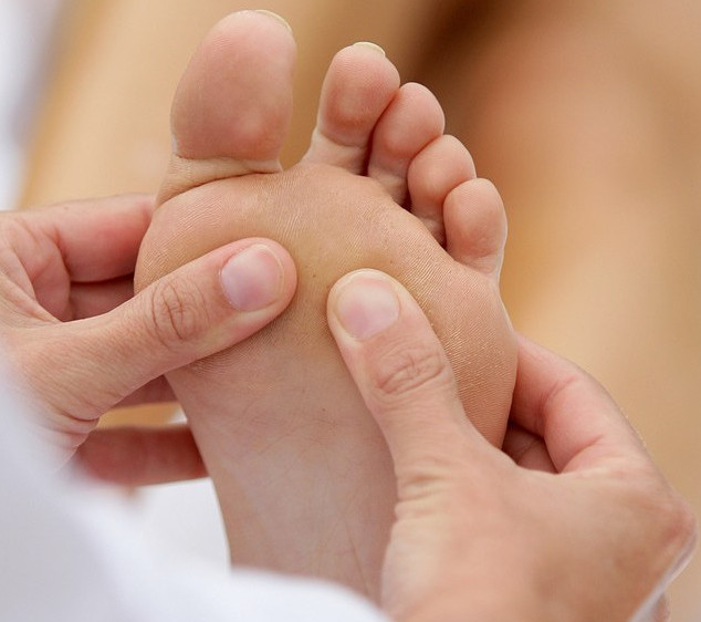 Formation massage des pieds