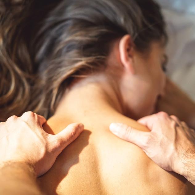 Formation massage en couple