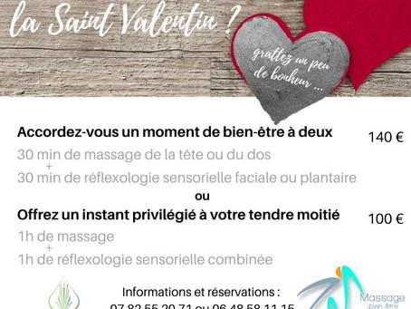Vous faites quoi pour la Saint Valentin ?