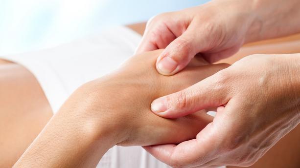 Formation massage des bras et des mains