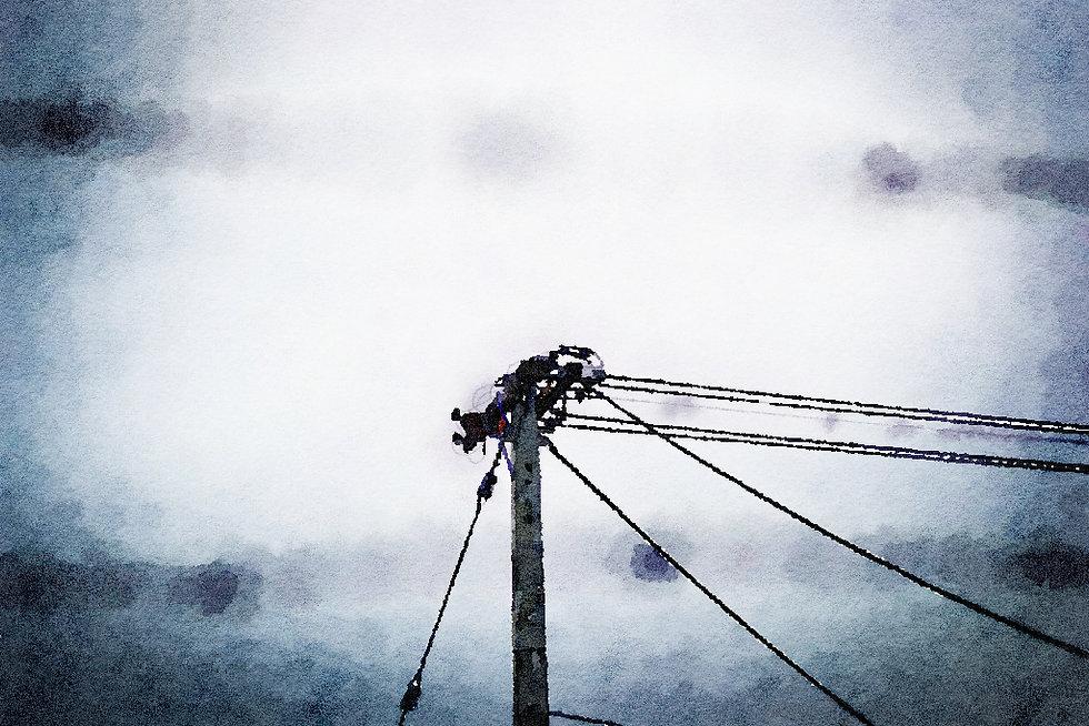 Jeffrey Holdaway power lines