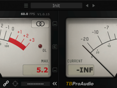 Free plugins to Meter your Mixes.