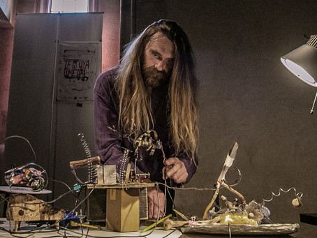 Sound Artist: Petr Válek