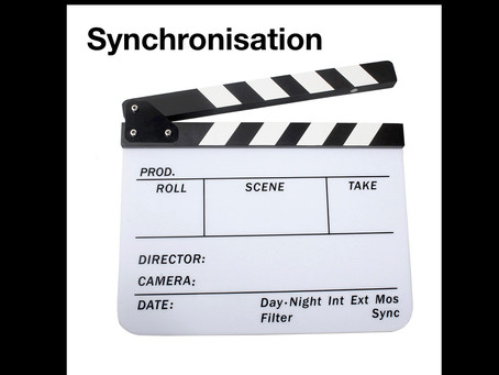 """Synchronizing – How to """"Slate"""""""