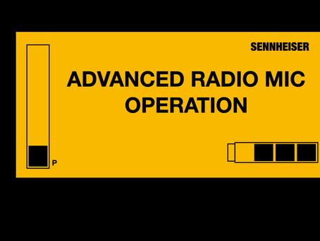 Using the Radio Mics – Best Practice
