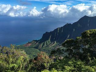 OPEN DOOR HELICOPTER TOUR 2, KAUAI
