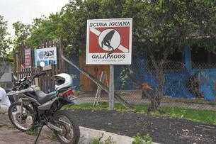 SCUBA, GALAPAGOS
