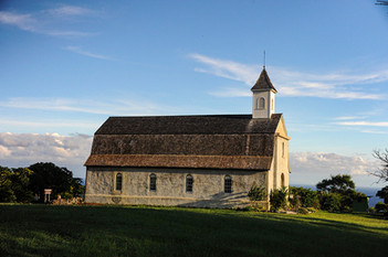 ST. JOSEPH CHURCH, KAUPO, MAUI, EST 1861