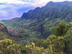 OPEN DOOR HELICOPTER TOUR 1, KAUAI