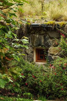 EARTH HOUSE NEAR QUITO, ECUADOR