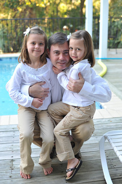 FATHER AND TWINS