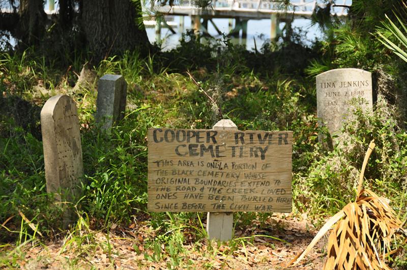 COOPER RIVER CEMETARY DAUFUSKIE ISLAND