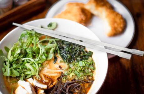 Vegan Spicy Miso Ramen