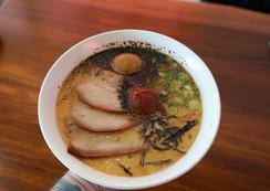 Spicy Tonkotsu Ramen