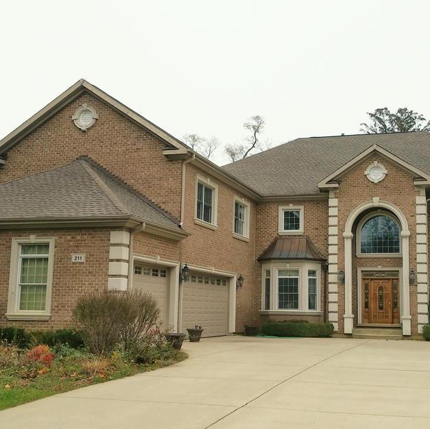 Custom Home I - New Construction
