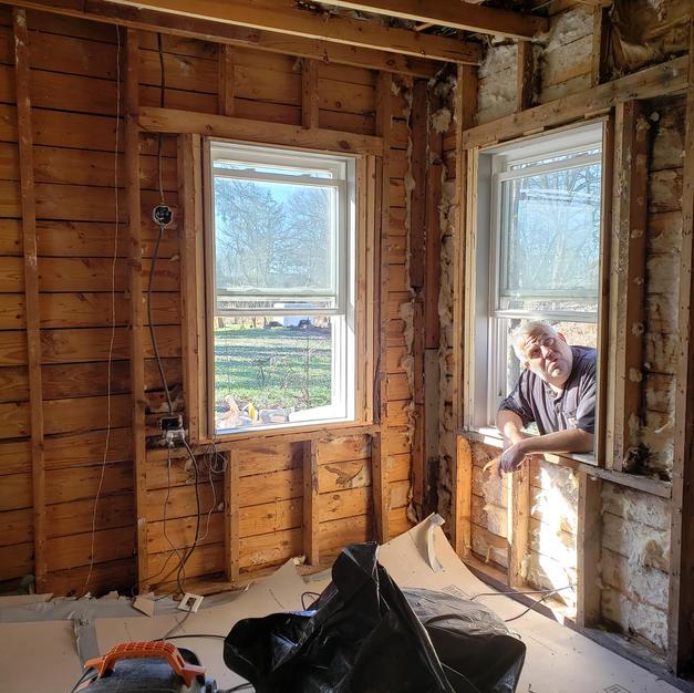 100+ yr Old Cottage Renovation