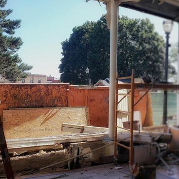 Vintage Façade Renovation