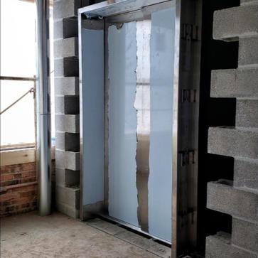Elevator Shaft Construction & Installation
