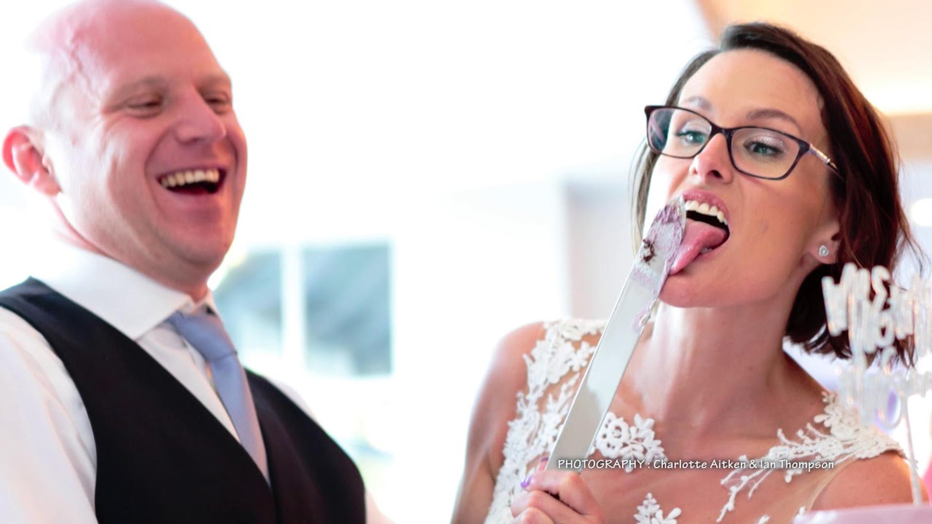 The Wedding of Kate & Tom