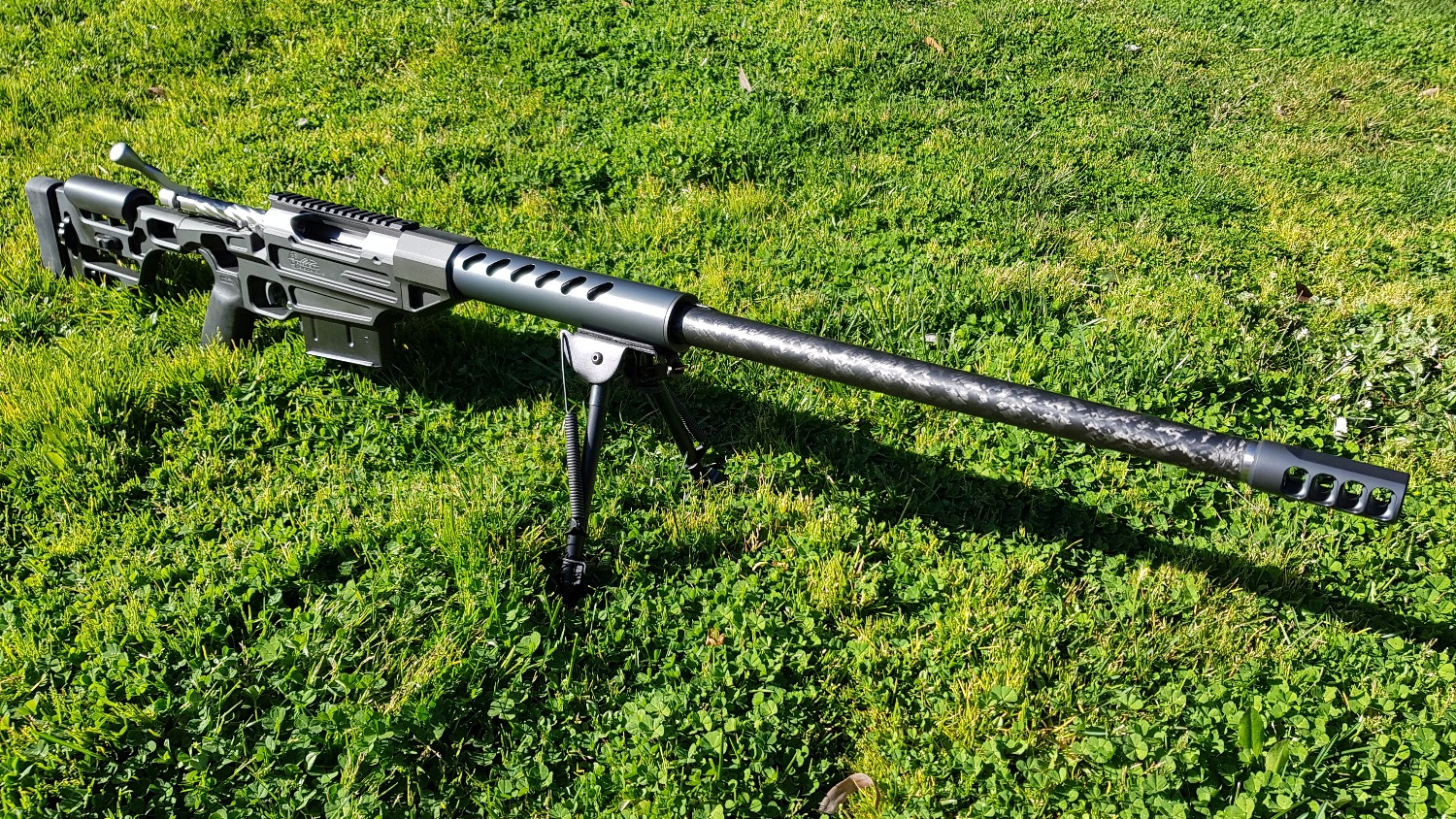 375 H&H Light-weight Hunting Rifle
