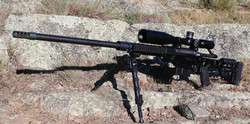 338 Lapua Magnum Precision Rifle