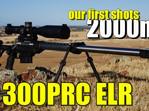 MSP 300PRC - First Shots